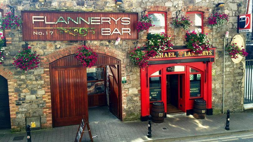 Flannerys Bar Limerick